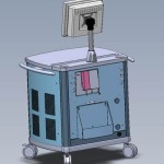 UTMB Cart Design_Rear